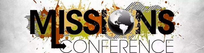 Image result for World Missions Conference banner